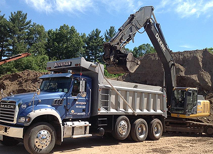 New Hampshire Excavation Company Serving New Hampshire And